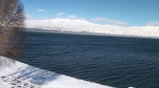 Озеро Севан 1