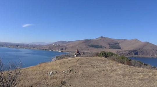 Озеро Севан 10