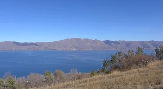 Озеро Севан 11