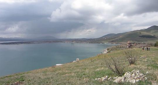Озеро Севан 12