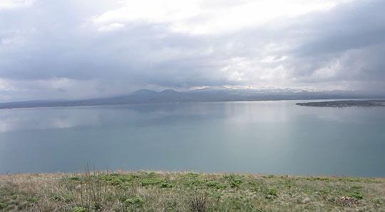 Озеро Севан 13