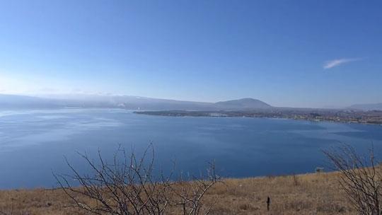 Озеро Севан 9