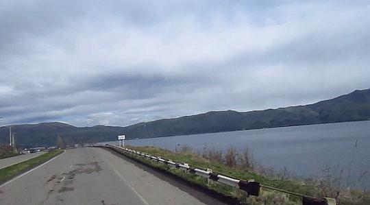 Как добраться до озера Севан