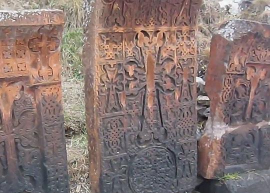 Кладбище хачкаров