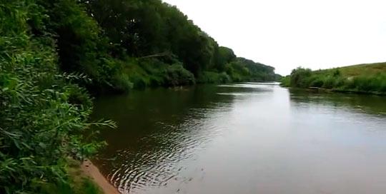 Река Гудялчай