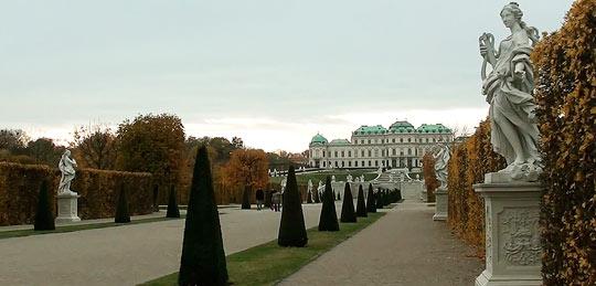 Центральный подъезд дворца