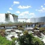 Один из самых известных водопадов планеты