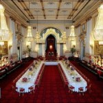 Знаменитый Букингемский Дворец