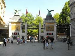 Антверпенский зоопарк