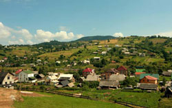 Поселок Славское