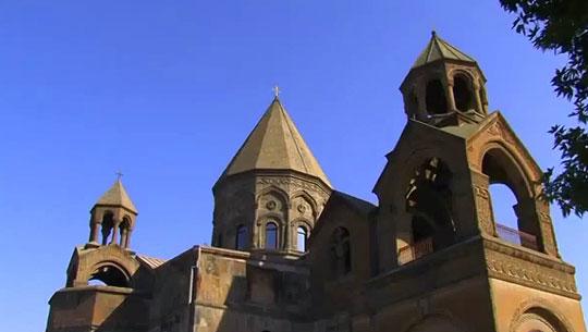 Эчмиадзинский кафедральный собор 1