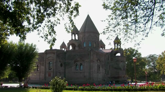 Эчмиадзинский кафедральный собор 2