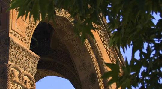 Колонны и арки