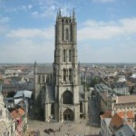Гент – старинный город в Бельгии