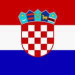 Подробная карта Хорватии на русском языке