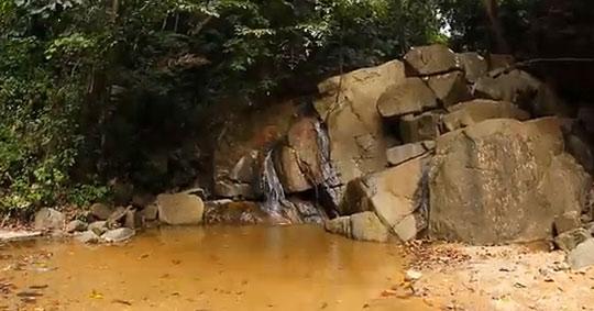 Водопады в Пхукете