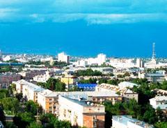 Города Алтайского края