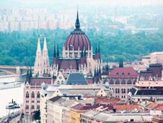 Европа Венгрия