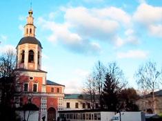 Как добраться до Даниловкого монастыря