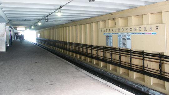 Как доехать до Горбушки на метро