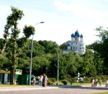 Как добраться до музея-заповедника Коломенское