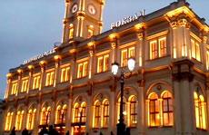 Как добраться до Ленинградского вокзала