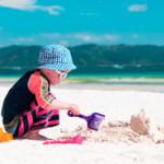 Правила купания ребенка в море