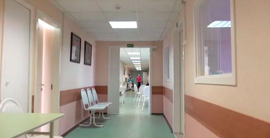 Морозовская детская больница