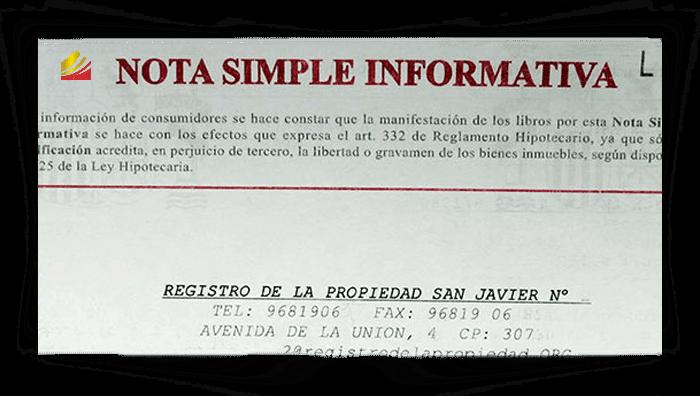 Nota-Simple