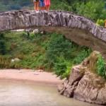 Беслетский мост царицы Тамары