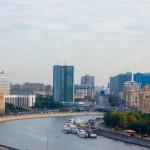 Москва-река и все интересное, что ее окружает