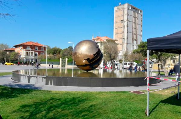 2-Сфера-Помодро-(Sfera-Grande-di-Pomodoro)