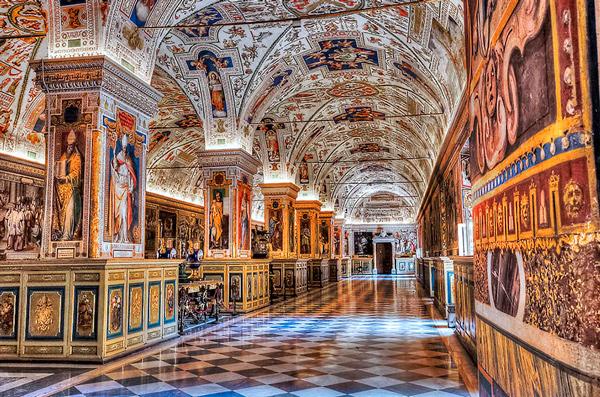 13-Музейный-комплекс-Ватикана