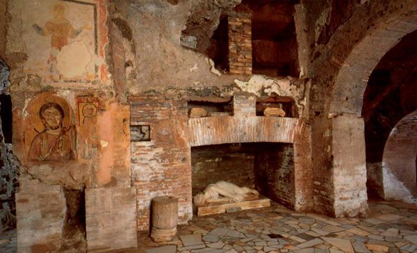 32-Катакомбы-Рима