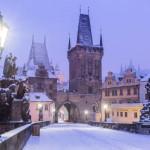 Прага (Чехия) в январе
