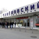 """Как доехать до торгового комплекса """"Савеловский"""""""