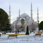 Стамбул (Турция) в январе