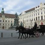 Зимняя резиденция династии Габсбургов (отзыв о замке Хофбург)