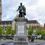 Загадочный город Антверпен
