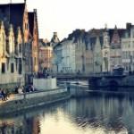 Влюбилась в город Гент с первого взгляда