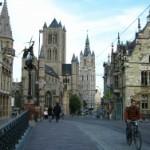Рассказ о городе Гент