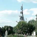 Как добраться до Парка Музеон