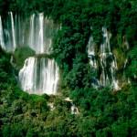 Природные объекты Таиланда, вошедшие в список в Юнеско, и кандидаты на внесение