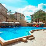 Отель Alean Family Resort & Spa Doville