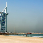 Дубай (ОАЭ) в январе